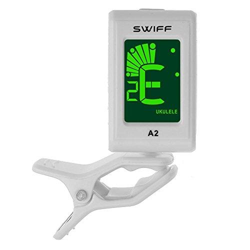 broadroot 1Digital elektrische Tuner Chromatisches Colorful LCD Hintergrundbeleuchtung für Ukulele e - Mixer Rotary