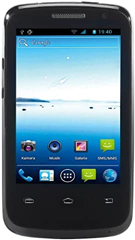 """simvalley MOBILE Dual-SIM-Smartphone SP-100 3.5"""" mit Android 4.0 & GPS"""