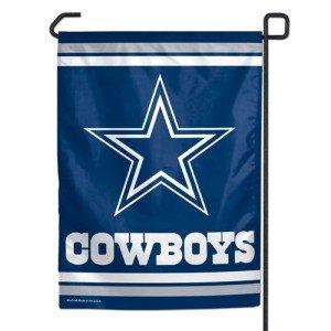 Dallas Cowboys 11 x15 Garten Flag