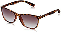 Joe Black Wayfarer Sunglasses (Tortoise) (JB-1012|C4)