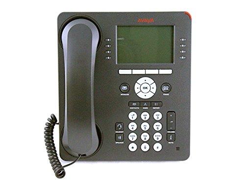 Avaya 700504844 9608G Gry Telefon schwarz Avaya Voip-system