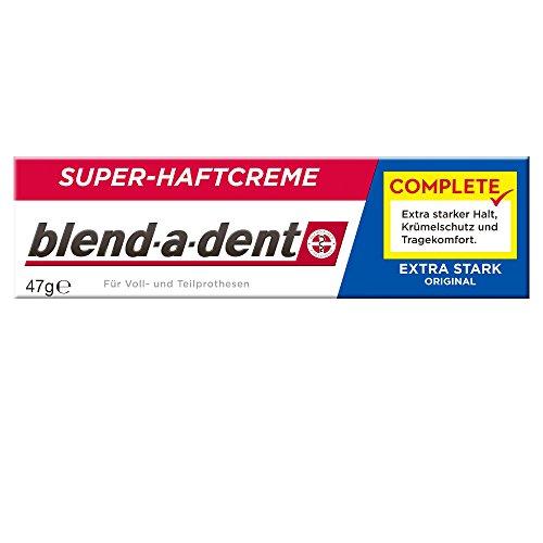 Blend-a-dent COMPLETE ORIGINAL Super-Haftcreme, 47 g