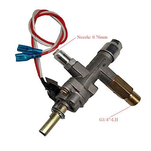 MENSI Portable Outdoor Gas Grill Herd Ersatz Reparatur Teil Hauptsteuerung Sicherheitsventil (Mikroschalter-Stil)