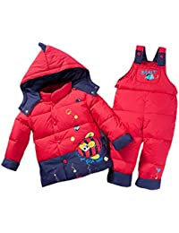 dad2ad906 popular stores b946a b39bc ketch solid snow suit red free uk ...