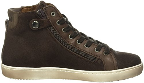 Bisgaard Shoe with lace 31814216, Unisex-Kinder Hohe Sneaker Braun (305 Brown)