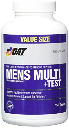 Multivitamine für Männer + TEST, 150 Tabletten