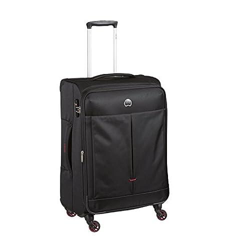 DELSEY Air Adventure Soft2 Valise, 68 cm, 81 L,noir