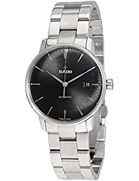 d5475c03f Rado Coupole Classic Automatic 38 mm Black Dial Unisex Watch R22860153