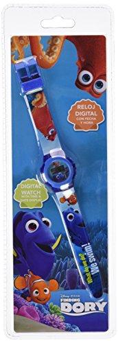 Disney Pixar - Findet Dorie - Kinder Armbanduhr mit LCD-Bildschirm