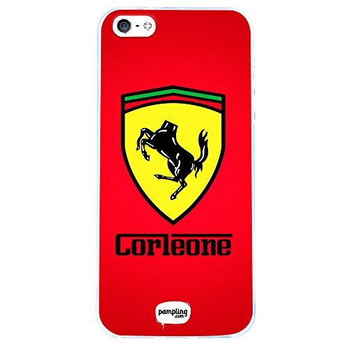 Scuderia Corleone - Cover iPhone 5/5S/SE/6/6S...