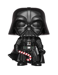 Funko-Pop.Color Star Wars Color Holiday Darth Vader (Bobblehead), Multicolor, 33884