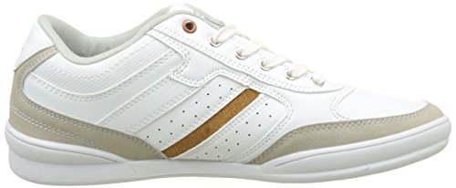 Umbro Um Canley, Baskets Basses Homme Blanc (BLANC)