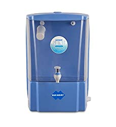 Blue Mount Online Shine Plus UV + Silver boost water purifier with 9 liters storage and 60 Litres /hr purification