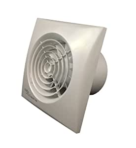 Envirovent sil100t silent ventilateur d 39 extraction d 39 air for Ventilateur pour salle de bain