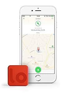 Filo Smart Porte-clé Localisateur d'objets | traqueur - Localisateur Bluetooth - Fait en Italie