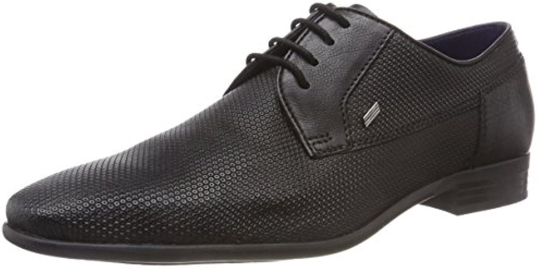 Daniel Hechter 812302051100, Zapatos de Cordones Derby para Hombre