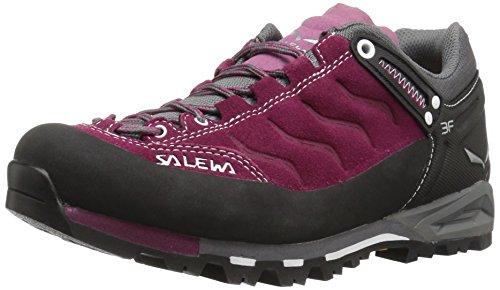 Salewa Mountain Trainer-Bergschuh Damen Trekking-& Wanderhalbschuhe, Violett (RED Onion/Quiet SHADE (1668)), 42