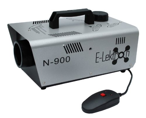 Nebelmaschine E-Lektron N-900 140m³ 900W (Nebel Maschine Dunst)