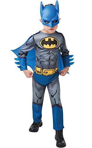 (Rubie's Child Brave and The Bold - Batman Core Boys Costume: Large (7-8 Years))