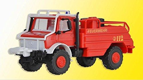 """Kibri 18270"""" H0 Feuerwehr UNIMOG Waldbrandlöschfahrzeug Fahrzeug"""