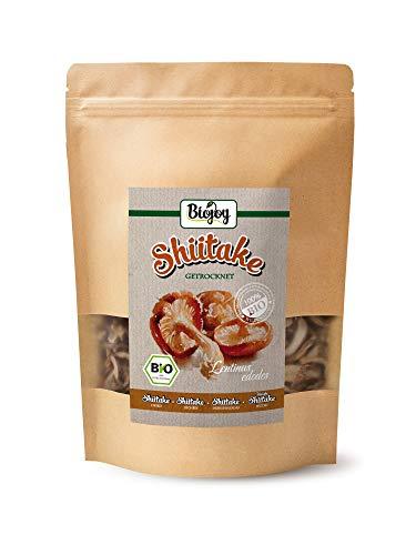 ¿Por qué setas Shiitake ecológicas? Las setas Shiitake se aprecian en Asia no solo por sus propiedades nutricionales, sino también por ser un hongo medicinal. Proceden de China, pero desde hace siglos se cultivan también en Japón. Las setas exóticas ...