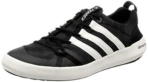 Adidas Herren Terrex CC Boat Trekking & Wanderhalbschuhe, Schwarz (Core Black/Chalk White/Core Black), 42