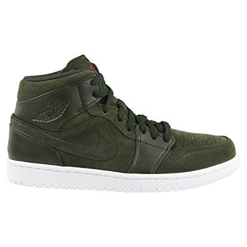 Nike Air Jordan 1 Mid Sneaker Turnschuhe Basketballschuhe Schuhe für Herren