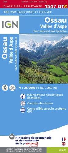 1547OTR OSSAU/VALLEE D'ASPE (RESISTANTE)