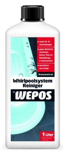 Wepos 2000102651 Whirlpoolsystem Reiniger 1 Liter Test