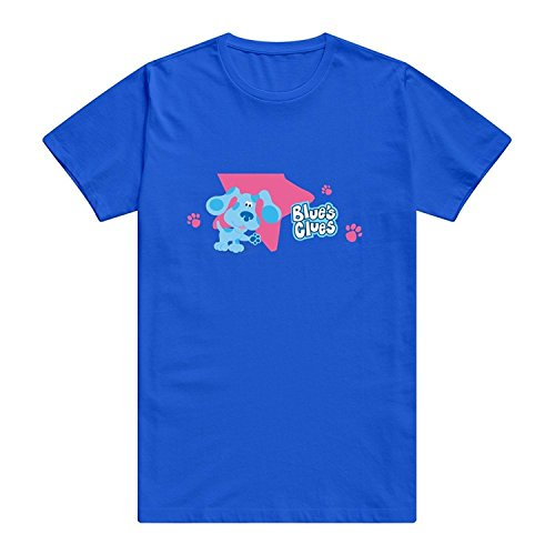 blues-clues-t-shirt-for-men-crazy-o-neck-t-shirts