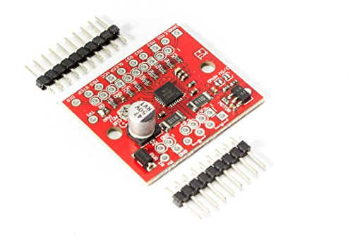MissBirdler Big Easy Driver Board v1.2 A4988 Stepper Motor Driver Board 2A/Phase for 3D Printer Arduino Raspberry Pi