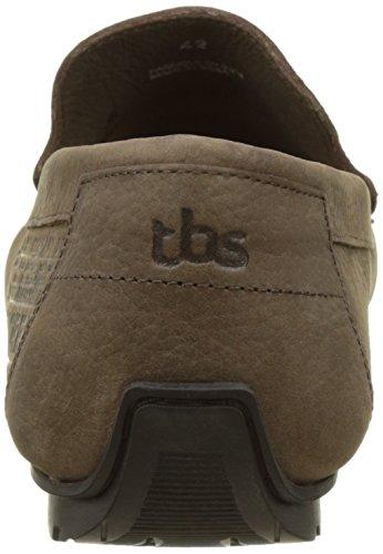 TBS Herren Sebast D8 Slipper Marron (Ebene)