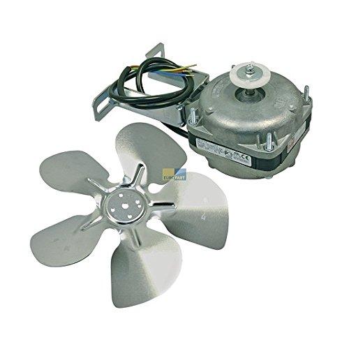 Kühlgeräte Ventilator Lüfter mit Haltebügel und Flügel 10 Watt 230 Volt 250 mm Ø - 250mm-lüfter