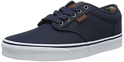 Vans Mn Atwood Dx, Sneakers Basses Homme, Bleu (Waxed Dress Blues), 41 EU