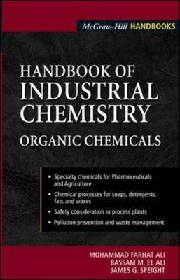 [Handbook of Industrial Chemistry: Organic Chemicals] (By: M. Farhat Ali) [published: February, 2005]