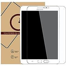 Para Samsung Galaxy Tab S28,0(SM-T710/T715/T713–Protector de Protector de pantalla de cristal templado 9H HD anti huellas y arañazos 99% transmisión de luz Perfect Touch