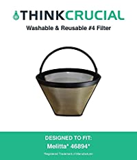 10 Cup Thermal Washable Coffee Filter