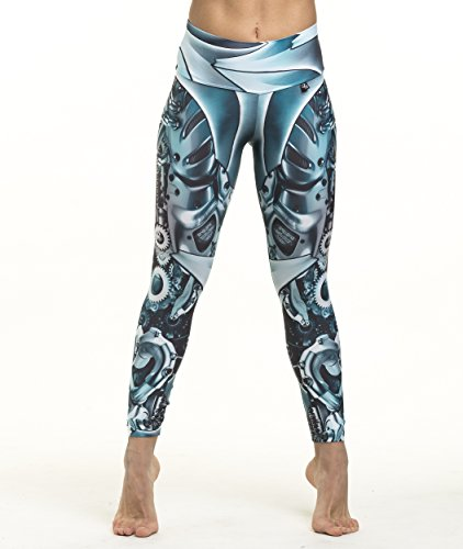 Fitnesschic - Biomechanics Nodriza - Collants Femmes Multicolor