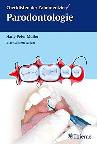 Parodontologie (Checklisten der Zahnmedizin)