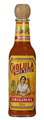 Cholula Hot Sauce Original, 1er Pack (1 x 150 ml) (Tabasco-sauce Original)