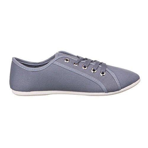 Femme 323 v à chaussures de loisir, chaussures basses Gris - Gris