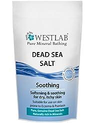 Westlab Dead Sea Salt Stand Up Resealable Pouch 1Kg