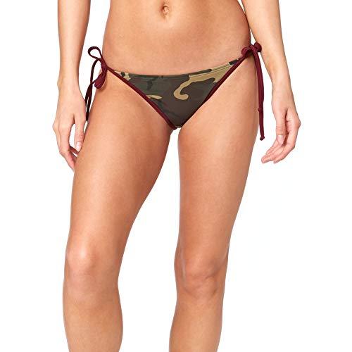 Fox Bikini Grand Rapids Camo Side Tie Bikini Bottom