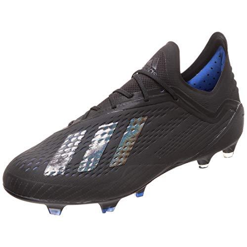 adidas Herren X 18.1 Fg Fußballschuhe Mehrfarbig Negbás/Azufue 000, 46 EU
