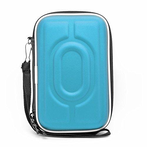 iProtect Tasche für externe Festplatte 2,5 Zoll Hülle in blau