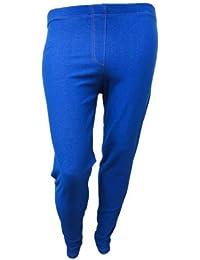 neuen Frauen plus size Stretch-Denim Jeggings Jeggings Jeans Skinny dehnbar