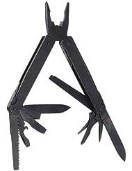 Victorinox Taschenwerkzeug Swiss Tool Plus Brüniert in Nylonetui, 3.0333.3L