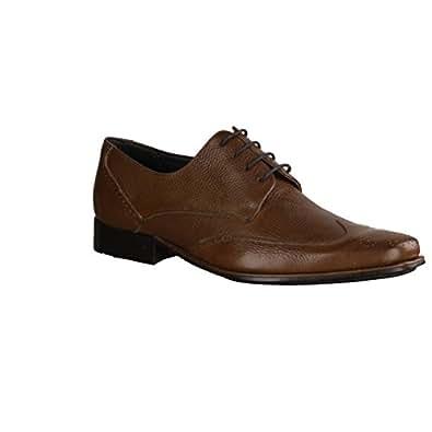 Anatomic Gel  Guara, Chaussures de ville à lacets pour homme Marron Cognac Toast - Marron - Cognac Toast, 44