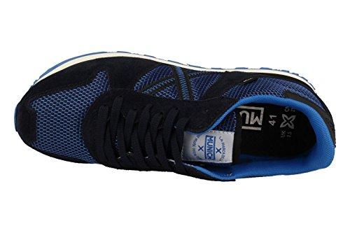 Munich Massana 221, chaussures de randonnée homme Bleu