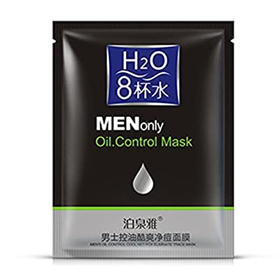 Hinmay Facial Mask Moisturizing Blackhead Removal Skin Care Mask for Men from Hinmay